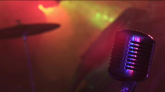 Microphone 2 P - stock footage