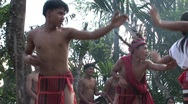 Stock Video Footage of ceremonial rites, dancing
