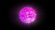 Disco ball HDTV 720p Stock Footage