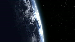 The Earth  - stock footage
