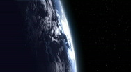 Stock Video Footage of The Earth
