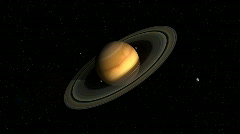 saturn - stock footage