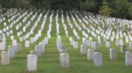 Stock Video Footage of Arlington National Cemetery