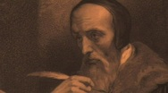 Stock Video Footage of John Calvin 18