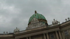Dome in Vienna  Stock Footage