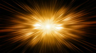 Sparks background animation Stock Footage