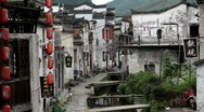 Stock Video Footage of Children playing in the small village Xiao Likeng, China