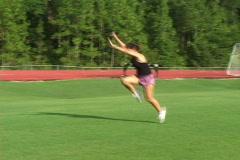 Cartwheel Stock Footage