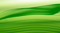 Green Wave Stock Footage