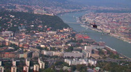 Helicopter flying Stock Footage