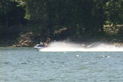 Jet Skier - stock footage