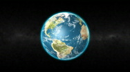 Globe Network Stock Footage