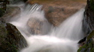 Stock Video Footage of TL water flow 01