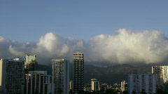 B-Roll - Waikiki, Hawaii Stock Footage