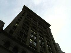 Buildings – Skyskraper Pan 1 - Boston Stock Footage