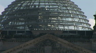 Stock Video Footage of HD1080i Berlin Reichstag