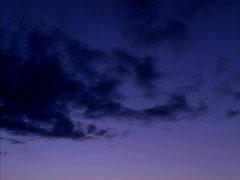 Golden Cloud Sunrise 640x480 Stock Footage