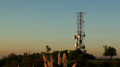 Telcom Tower 02 HD - stock footage