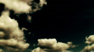 Stock Video Footage of Matrix Sky and Clouds 932
