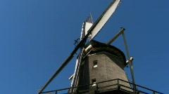 Windmill2 Stock Footage