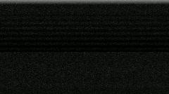 Film leader - video cross talk (HD, 25 fps) Stock Footage