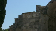 Stock Video Footage of The ruins of Gortys on Crete