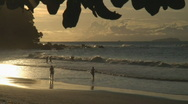 Stock Video Footage of Borneo 07 beach