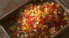 Gummi Bears Stock Footage
