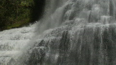 Waterfall 100fps Stock Footage