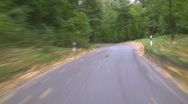 Road tl Stock Footage