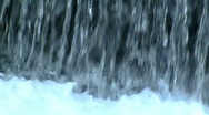Stock Video Footage of Water cascade