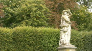 Stock Video Footage of Statue in France