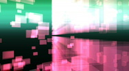 Motion background for news or other - CG Stock Footage