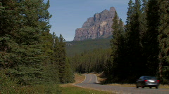 Canada: Banff National Park Stock Footage