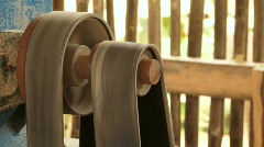 Pulleys Stock Footage