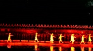 Stock Video Footage of IMPRESSION Sanjie Liu show in Yangshuo, China