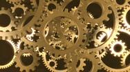 Gears in Motion 1 Stock Footage