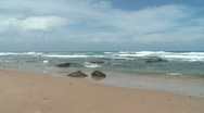 Stock Video Footage of Private Beach (3 of 7)