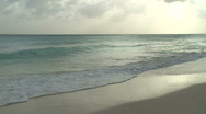 Stock Video Footage of Evening on a Barbados beach (2 of 6)