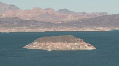 Lake Mead in Nevada (2 of 2) Stock Footage