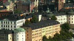 Gamla Stan, Stockholm Sweden Stock Footage