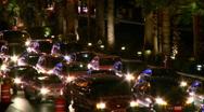Traffic on Las Vegas Blvd (3 of 3) Stock Footage