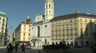 Stock Video Footage of Vienna, Capital of Austria in Europe