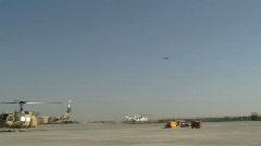 Predator Unmanned Aerial Vehicle (HD) c - stock footage
