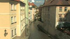Stock Video Footage of Prague, Capital of Czech Republic in Eastern Europe