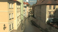 Stock Video Footage of Prague, Capital of Czech Republic in Eastern Europe