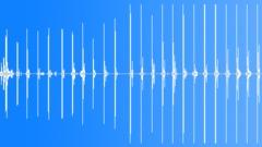 bucket drip 2 - sound effect