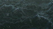 Stock Video Footage of Stormy Sea. CG. HD.