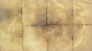 Paper Decay Sepia HD Stock Footage