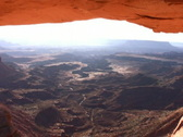 Stock Video Footage of Canyonlands 7 Time Lapse x20 Mesa Arch Sunrise